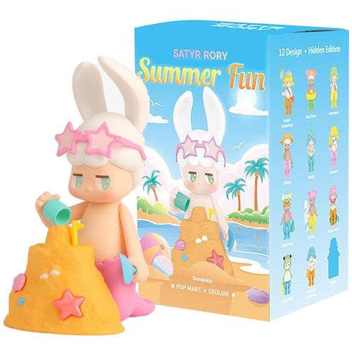 Pop Mart Satyr Rory - Summer Fun Series by Seulgie Lee
