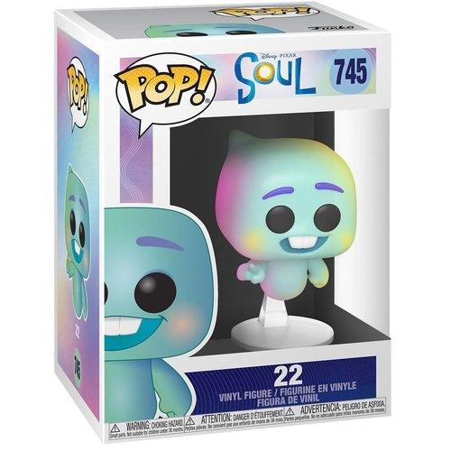 Funko 22 #745 (Soul) POP! Disney