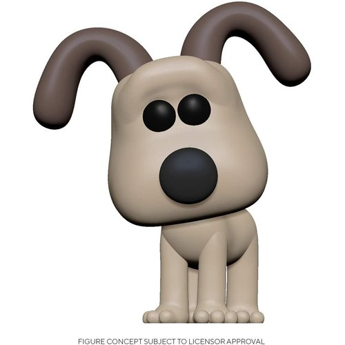 Funko Gromit #776 (Wallace and Gromit) POP! Animation