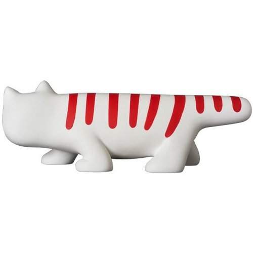 Medicom Toys VCD Mikey the Cat (Red) by Lisa Larson