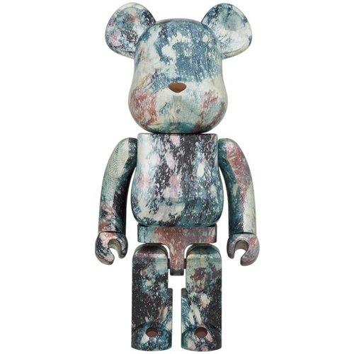 Medicom Toys [Pre-Order] 1000% Bearbrick - Pushead (Vol. 5)