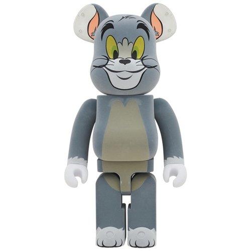 Medicom Toys [PRE-ORDER] 1000% Bearbrick - Tom  Flocky edition (Tom &  Jerry)