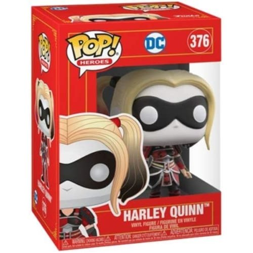 Funko Harley #376 (DC: Imperial Palace) POP! Heroes
