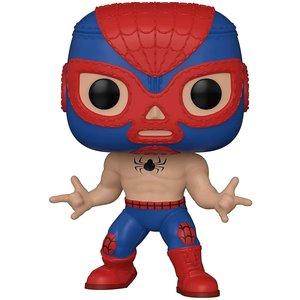 Funko El Aracno #706 (Lucha Libre) POP! Marvel