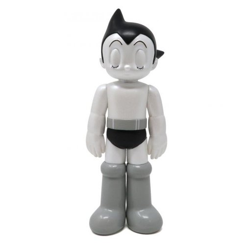 Tokyo Toys Astro Boy PVC (Closed Eyes - Silver) by Tezuka Productions