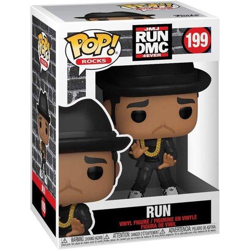 Funko Run #199 (Run-DMC) POP! Rocks