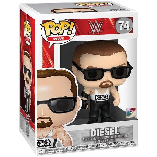Funko Diesel #74 (WWE) POP! WWE