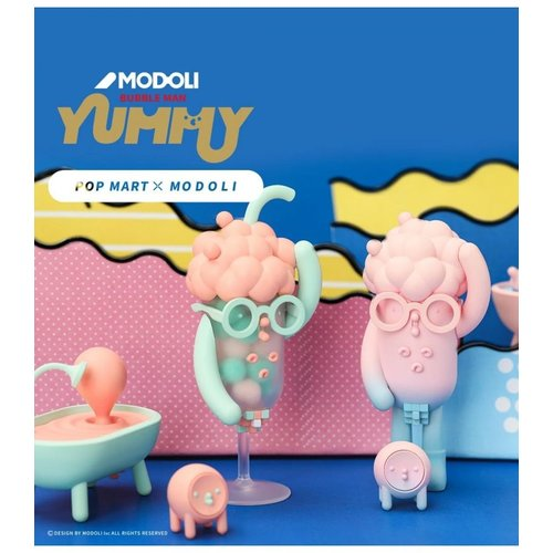 Pop Mart Bobble Man - Yummy Series by Modoli
