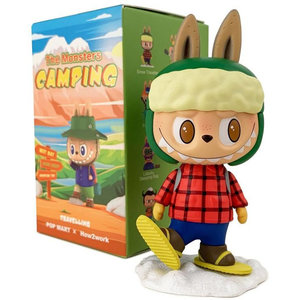 Pop Mart Labubu - The Monsters Camping Series by How2Work