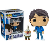 Jim With Amulet #472 (Trollhunters) POP! TV