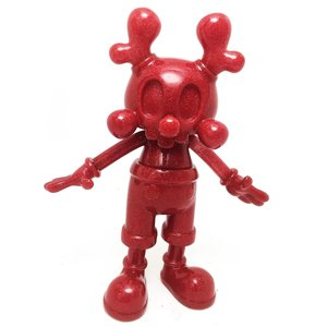 "Martian Toys 8"" Kranyus (Red Sparkle) by Theoduro"