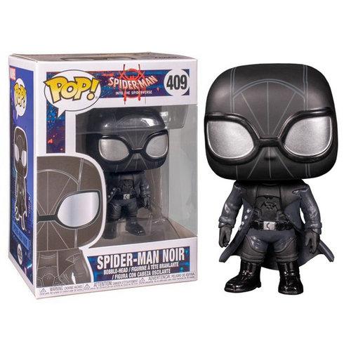 Funko Spider-Man Noir #409 (Spider-Man: Into The Spider-Verse) POP! Marvel