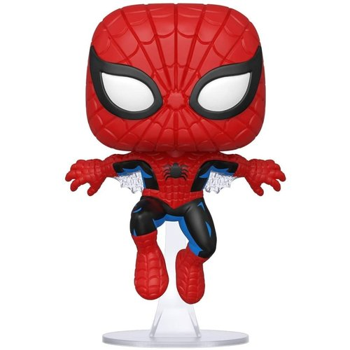 Funko Spider-Man #593 (80th Anniversary) POP! Marvel