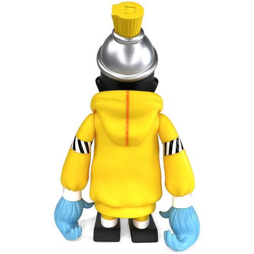 Martian Toys HazMAD (Spraycan Mutant) by Jeremy MadL