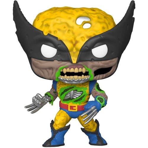 Funko Zombie Wolverine #662 (Marvel Zombies) POP! Marvel