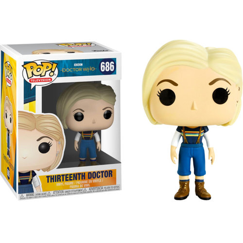 Funko Thirteenth Doctor #686 (Doctor Who) POP! TV