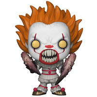 Pennywise with Spider Legs  #542 (Stephen King's IT) POP! Movies