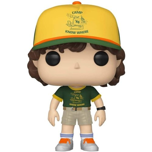 Funko Dustin At Camp #804 (Stranger Things) POP! TV