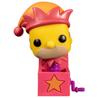 Jack-In-The-Box Homer #1031 (The Simpsons) POP! Animation