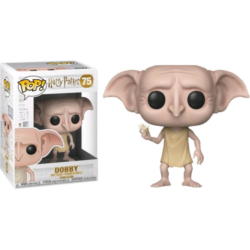 Funko Dobby (Snapping Fingers) #75 (Harry Potter) POP! Movies