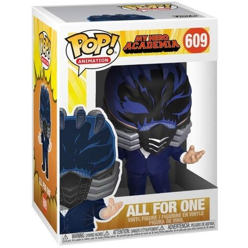 Funko All For One #609 (My Hero Academia) POP! Animation