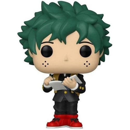 Funko Deku (Middle School Uniform) #783 (My Hero Academia) POP! Animation