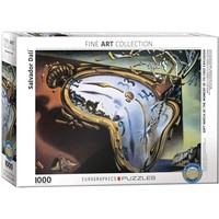 Soft Watch at the Moment of it's First Explosion Puzzle (1000 pcs) by Salvador Dalí