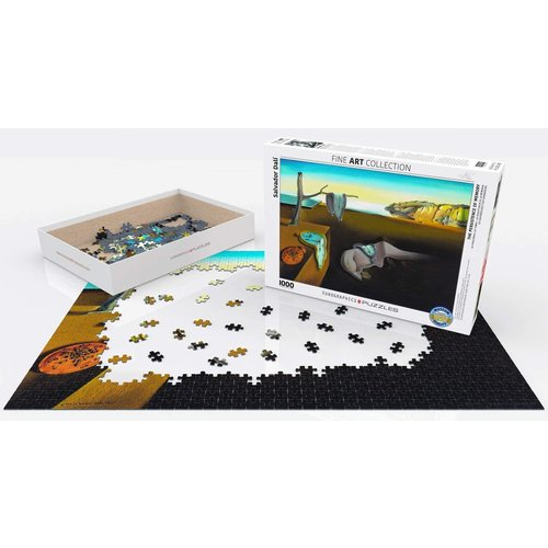 Eurographics The Persistence of Memory Puzzle (1000 pcs) by Salvador Dalí