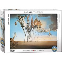 The Temptation of St. Anthony Puzzle (1000 pcs) by Salvador Dalí