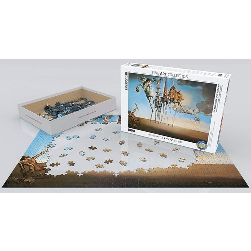 Eurographics The Temptation of St. Anthony Puzzle (1000 pcs) by Salvador Dalí