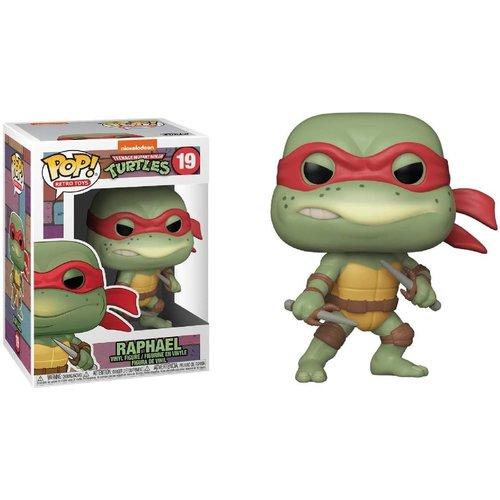 Funko Raphael #19 (Teenage Mutant Ninja Turtles) POP! Retro Toys