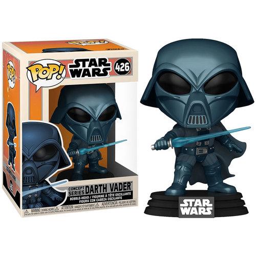 Funko  Darth Vader Concept #426 (Star Wars: Concept Series) POP! Star Wars