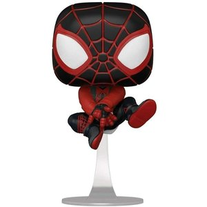 Funko Miles Morales Bodega Cat Suit #767 (Spider-Man Miles Morales) POP! Marvel