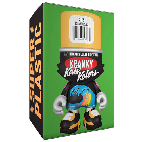 Superplastic [Pre-Order] Kali Kolors (Oxnard Orange) Superkranky by Sket One