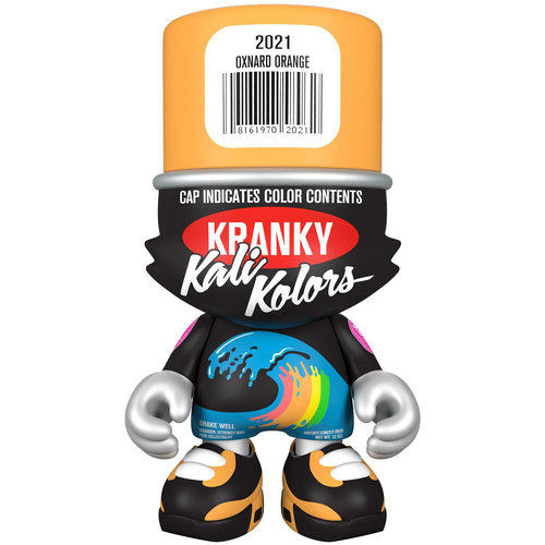 Superplastic Kali Kolors (Oxnard Orange) Superkranky by Sket One