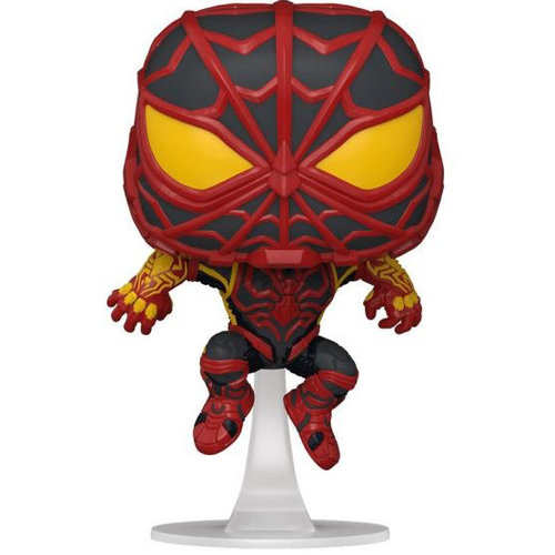 Funko Miles Morales S.T.R.I.K.E. Suit #766 (Spider-Man Miles Morales) POP! Marvel