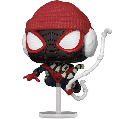Funko Miles Morales Winter Suit #771 (Spider-Man Miles Morales) POP! Marvel