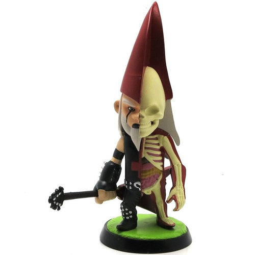 "Big Toyworks Ragnar ""The Metal Gnome"" Hellstrummer (Gnomeboys Anatomic) by Jason Freeny"