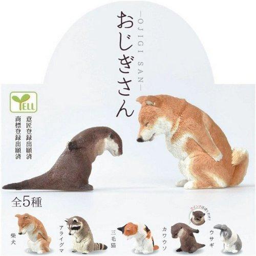 Yell Ojigi San - Bowing Animal Series