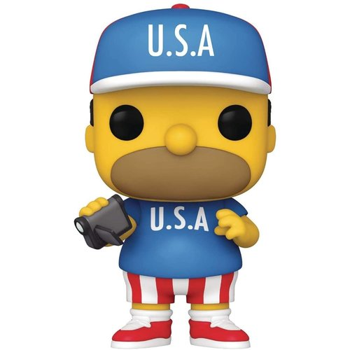 Funko U.S.A. Homer (The Simpsons) #905 - POP! TV