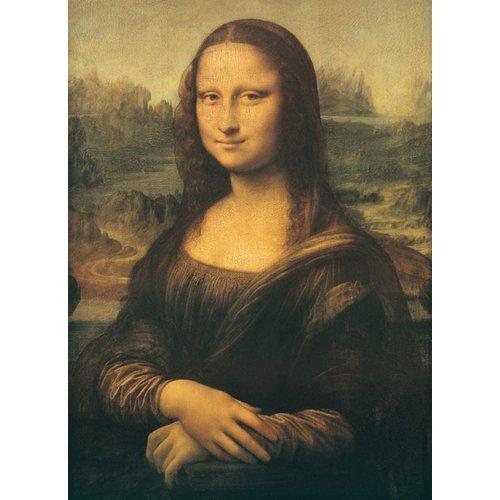 Eurographics Mona Lisa Puzzle (1000 pcs) by Leonardo Da Vinci