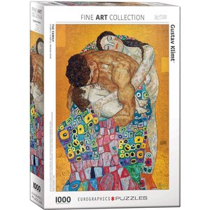 Eurographics The Family Puzzle (1000 pcs) by Gustav Klimt