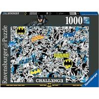 Batman (Challenge) Puzzle (1000 pcs) by Marvel