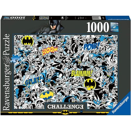 Ravensburger Batman (Challenge) Puzzle (1000 pcs) by Marvel