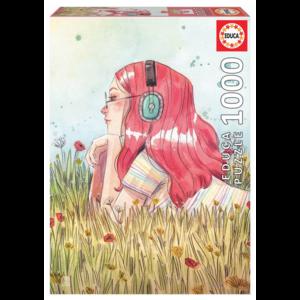 Educa June Puzzle (1000 pcs) by Esther Gili