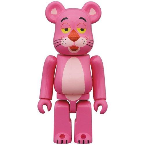 Medicom Toys [Pre-Order] 400% & 100% Bearbrick set - Pink Panther
