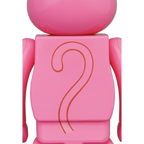 Medicom Toys [Pre-Order] 1000% Bearbrick - Pink Panther
