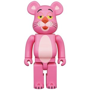 Medicom Toys [PO] 1000% Bearbrick - Pink Panther