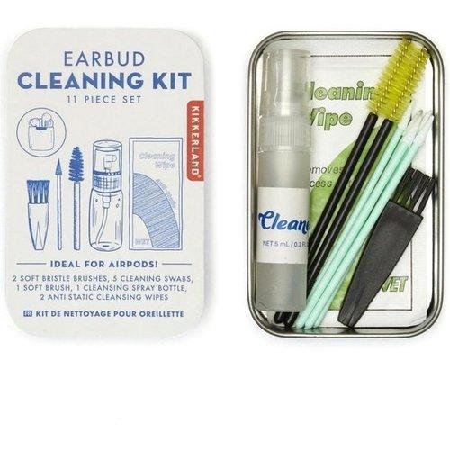 Kikkerland Earplugs Cleaning Kit