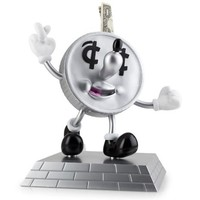 """10"""" Lucky Coin Money Bank by Jeremyville"""